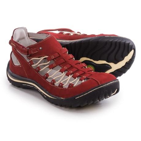 Jambu Bondi Shoes - Nubuck (For Women)