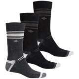 Columbia Sportswear Nonslip Socks - 3-Pack, Crew (For Men)
