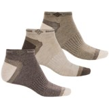 Columbia Sportswear Low-Cut Non-Slip Socks - 3-Pack, Below the Ankle (For Men)