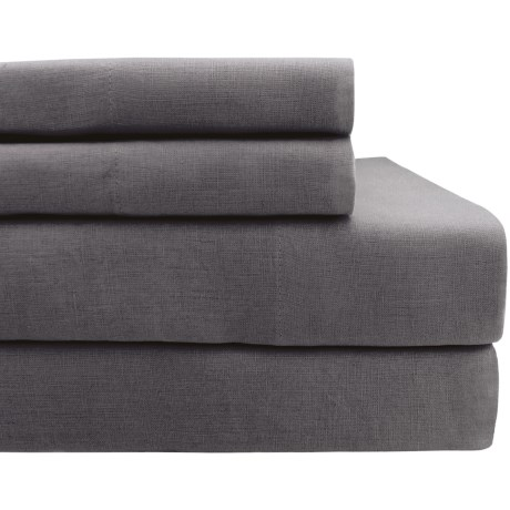 Melange Home Linen Sheet Set - King