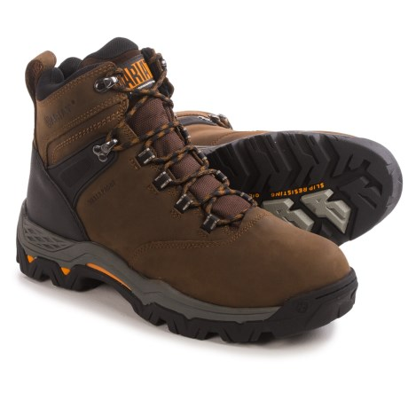 "Ariat WorkHog Trek 6"" Work Boots - Waterproof (For Men)"