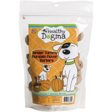 Healthy Dogma Grain-Free Dog Treats - 8 oz.
