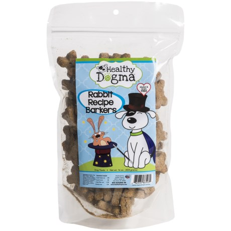 Healthy Dogma Grain-Free Dog Treats - 16 oz.