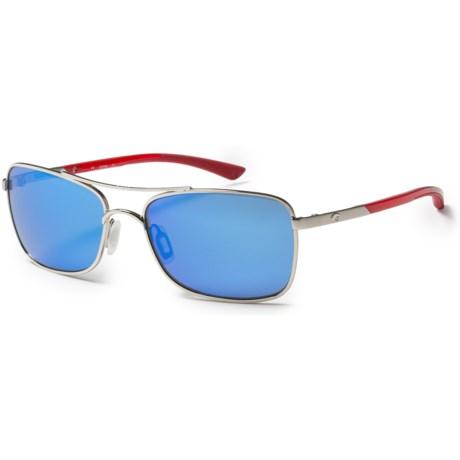 Costa Palapa Sunglasses - Polarized 400G Glass Mirror Lenses