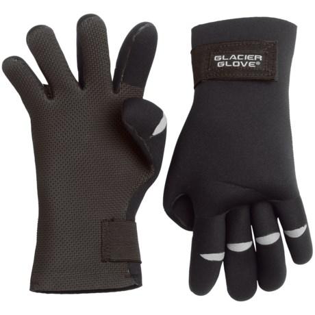 Glacier Gloves Bristol Bay Gloves - Waterproof (For Men and Women)