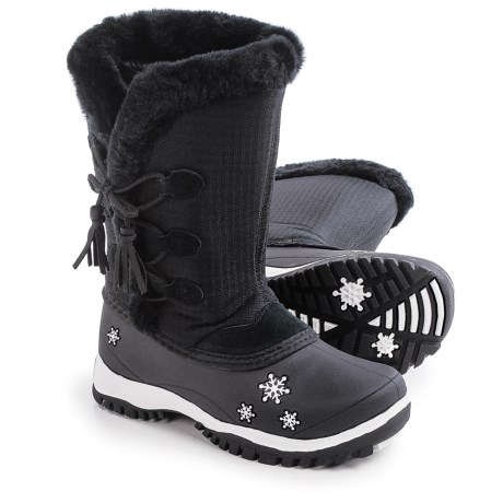 Baffin Cadee Snow Boots - Waterproof (For Little Girls)