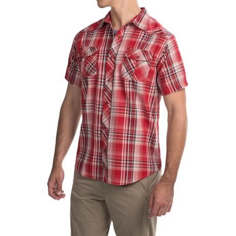 Mountain Khakis Rodeo Shirt - Short Sleeve (For Men)