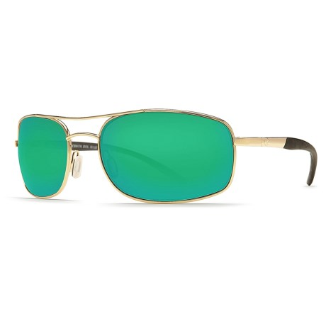 Costa Seven Mile Sunglasses - Polarized 400G Glass Lenses