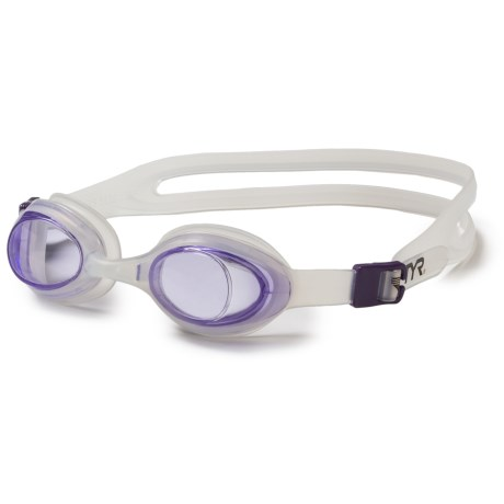 TYR Flex Frame Swim Goggles (For Kids)