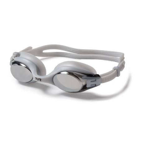TYR Big Swimple Swim Goggles (For Men and Women)