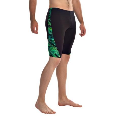 TYR Oil Slick Legend Splice Jammer Swimsuit - UPF 50+ (For Men)