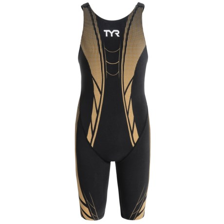 TYR AP12 Credere Compression High-Back Speed Swimsuit - Racerback (For Women)