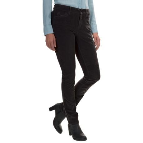 NYDJ Samantha Slim Corduroy Pants (For Women)