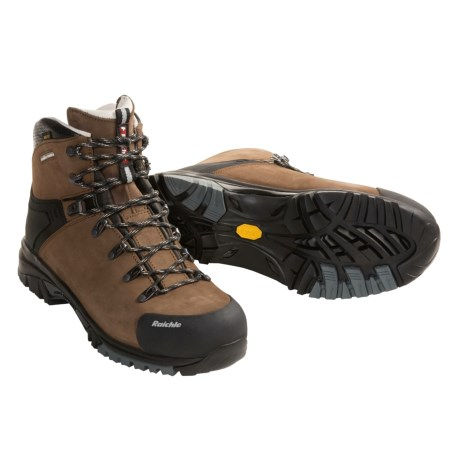 Raichle Mountain Crest Gore-Tex® Hiking Boots - Waterproof (For Men)