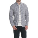 Lucky Brand Washed White Label Shirt - Long Sleeve (For Men)