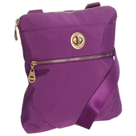 baggallini Gold Hanover Crossbody Bag (For Women)