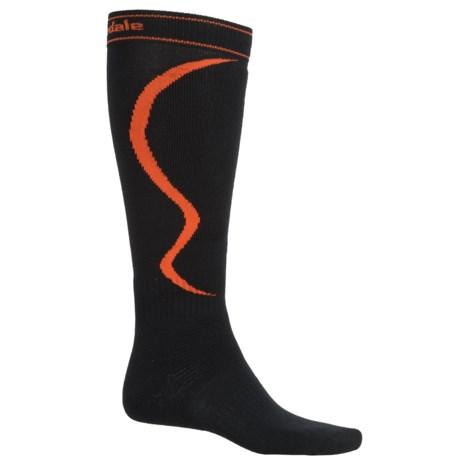 Bridgedale MerinoFusion Heel Fit Socks - Merino Wool, Over the Calf (For Men)