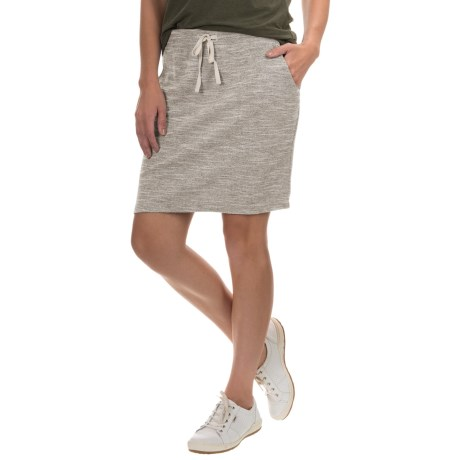 French Terry Skirt (For Women)