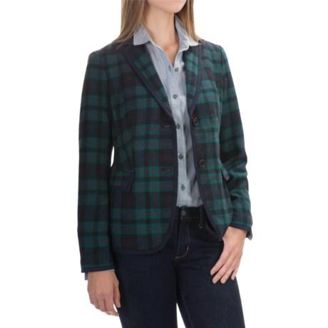 Wool-Blend Blazer (For Women)