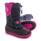 Kamik Jetsetter Pac Boots - Insulated (For Toddlers)