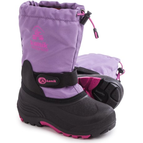 Kamik Waterbug 5 Pac Boots - Insulated (For Toddlers)