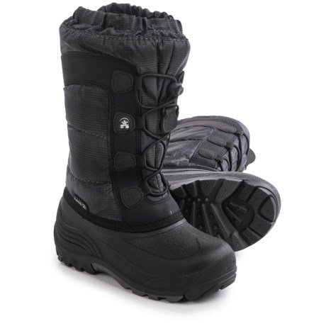 Kamik Moonracer Snow Boots (For Little and Big Kids)