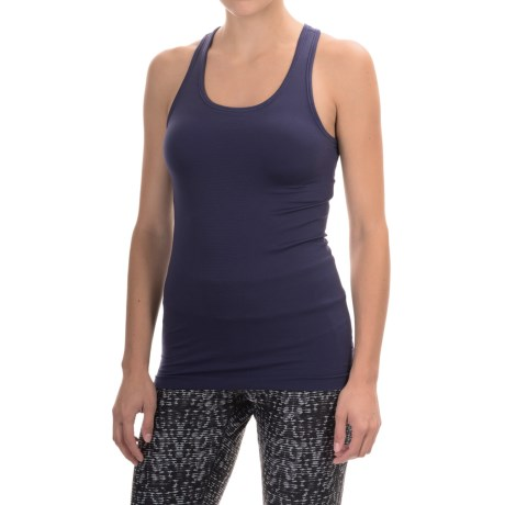 Yummie by Heather Thomson Sia Active Tank Top - Built-In Shelf Bra, Racerback (For Women)