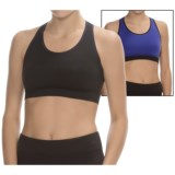 Yummie by Heather Thomson Chelsea Reversible Sports Bra - Medium Impact (For Women)