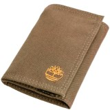 Timberland Nylon Trifold Wallet