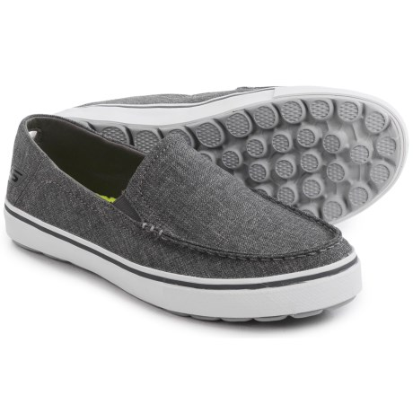 Skechers GoVulc Diverge Canvas Shoes - Slip-Ons (For Men)