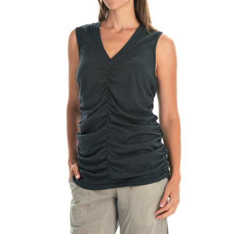 XCVI Mission Trail Tank Top - V-Neck (For Women)