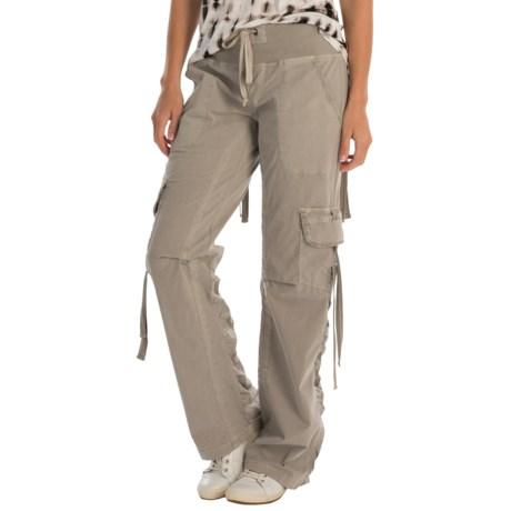 XCVI Scrunch Leg Cargo Pants (For Women)
