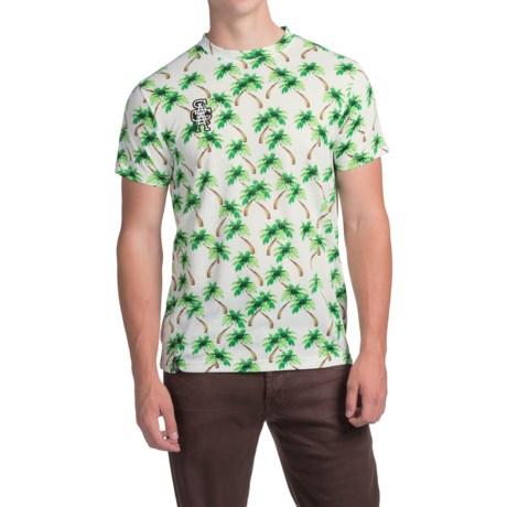 Saga Allover Tek T-Shirt - Short Sleeve (For Men)