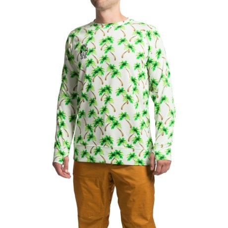 Saga All Over Tek Thermal Shirt - Long Sleeve (For Men)