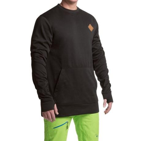 Saga Patch Jacket - Fleece (For Men)