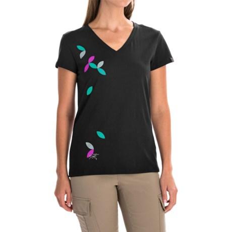 Arc'teryx Arc'teryx Flutter T-Shirt - Short Sleeve (For Women)