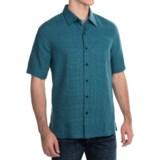 Nat Nast Houndog Shirt - Silk-Cotton, Short Sleeve (For Men)