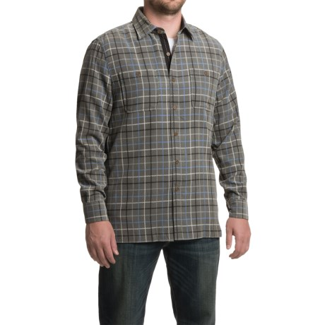 Nat Nast Easy Living Shirt - Silk Blend, Long Sleeve (For Men)