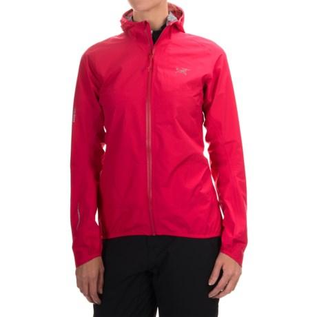 Arc'teryx Arc'teryx Norvan Gore-Tex® 3L Hooded Jacket - Waterproof (For Women)