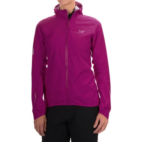 Arc'teryx Norvan Gore-Tex® 3L Hooded Jacket - Waterproof (For Women)