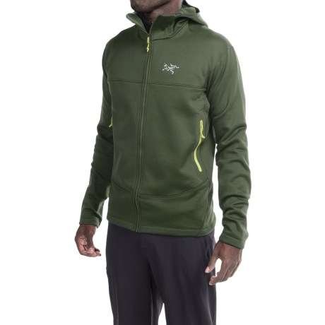 Arc'teryx Arenite Hooded Jacket - Full Zip (For Men)