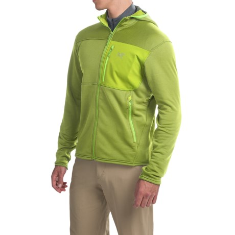 Arc'teryx Fortrex Polartec® Power Stretch® Fleece Hoodie - Full Zip (For Men)