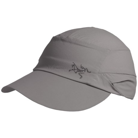 Arc'teryx Arc'teryx Spiro Hat with Shade - UPF 50+ (For Men and Women)