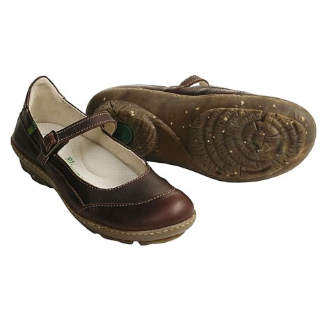 El Naturalista Ginkgo Shoes - Mary Janes (For Women)