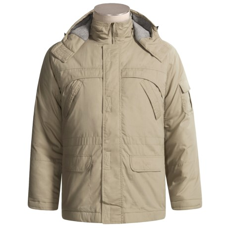 Field & Stream Field Insulated Parka (For Tall Men)