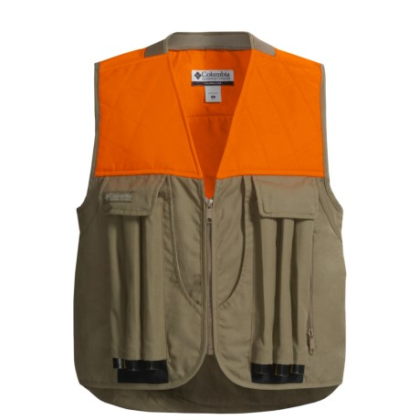 Columbia Sportswear Quickloader II Upland Hunting Vest (For Big Men)