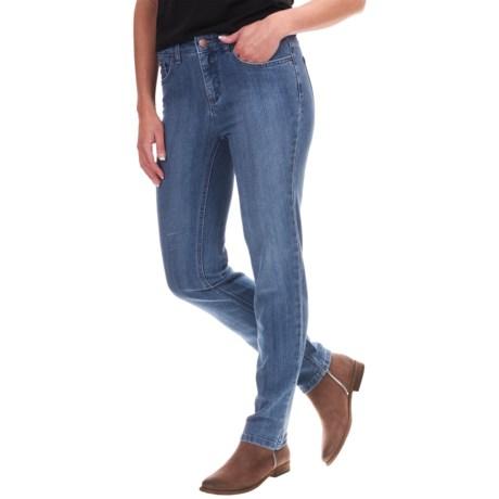 Straight-Leg Jeans (For Women)