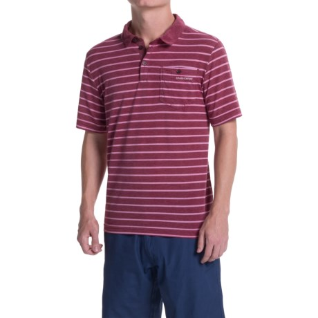 Craghoppers NosiLife Insect Shield® Gilles Polo Shirt - Short Sleeve (For Men)