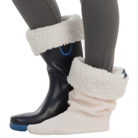 Sperry Rain Boot Sock Liners (For Women)