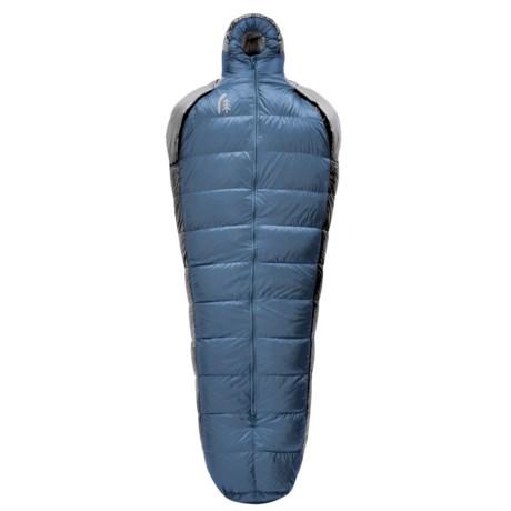 Sierra Designs 5°F Mobile Mummy 4-Season Down Sleeping Bag - 800 Fill Power